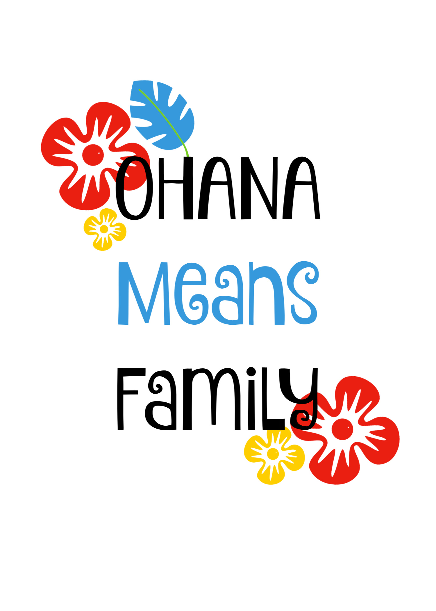 Free 'Ohana Means Family' Download