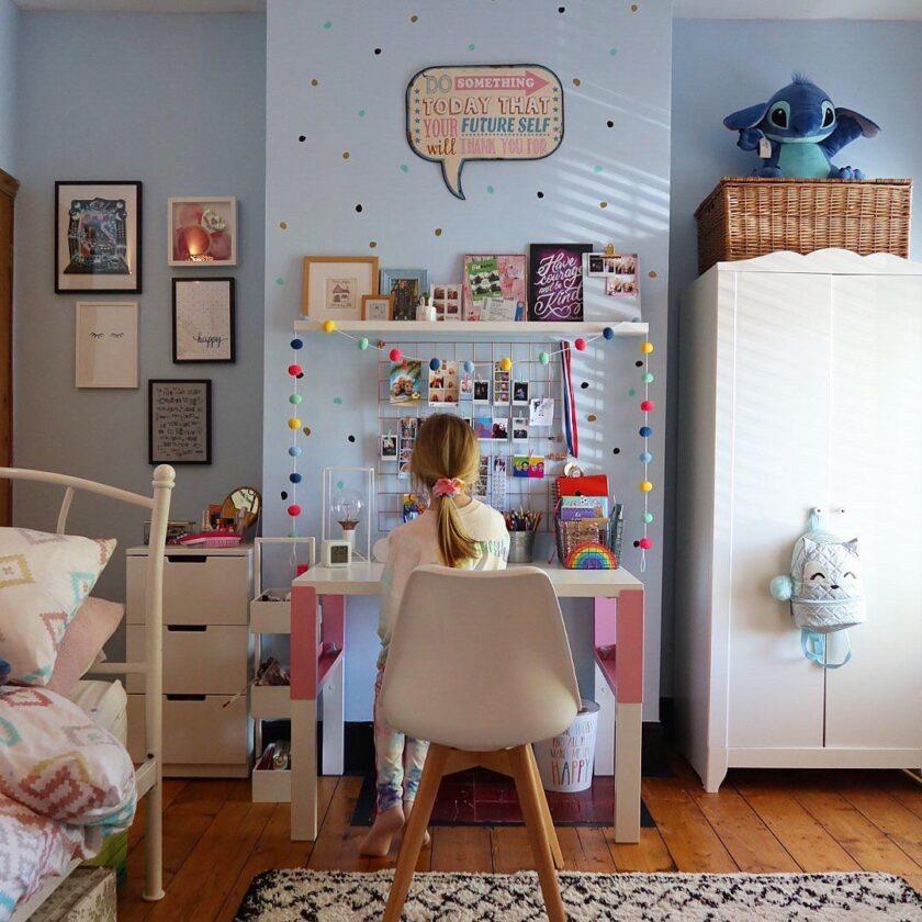 Stitch Inspired Disney Bedroom Bibbidi Bobbidi Brum