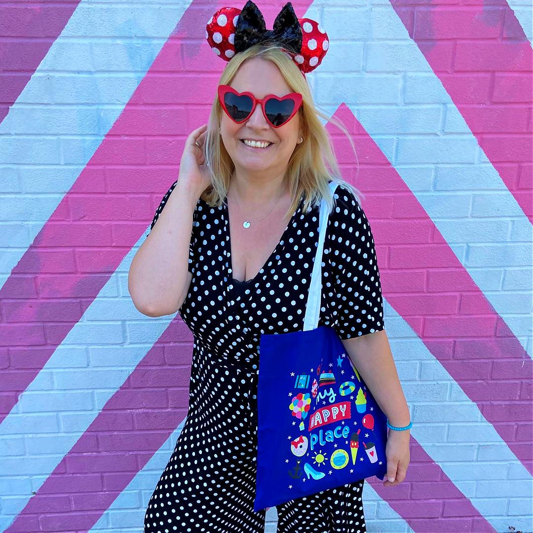 Magical Disney Inspired Mugs & Tote Bags!